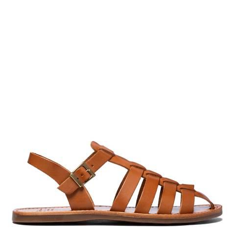 Oliver Sweeney Tan Panarea Leather