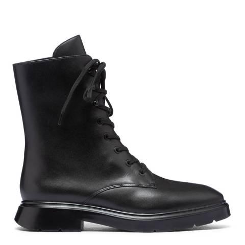 Stuart Weitzman Black Mckenzee Ankle Boots
