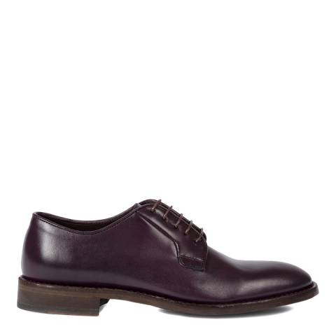PAUL SMITH Dark  Brown Leather Shoes