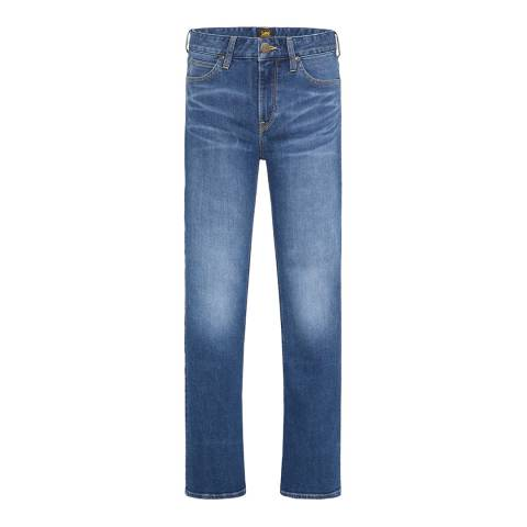 Lee Jeans Dark Blue Elly Cotton Jeans