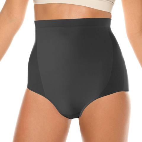 Controlbody Black Highwaisted Shape Strong Bodyeffect Briefs