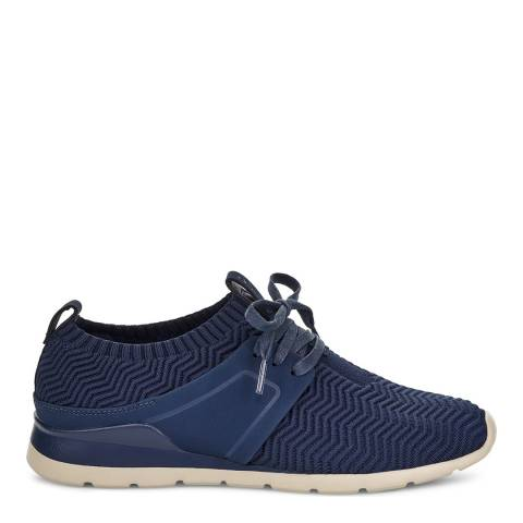 UGG Navy Willows Sneakers