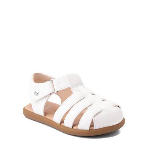 UGG Toddler White Kolding Sandals