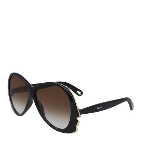 Chloe Women's Black Chloe Sunglasses 59mm