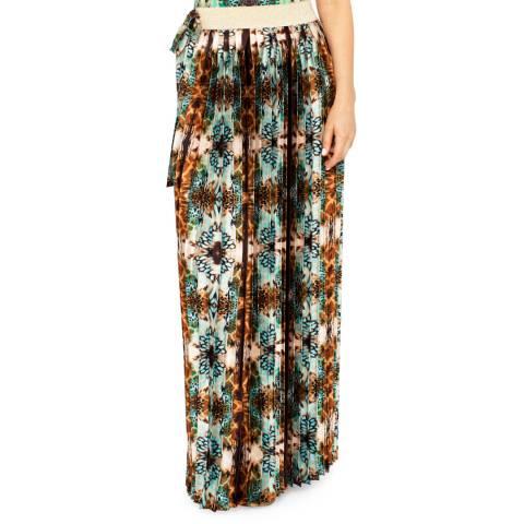 West Seventy Nine Borneo Dreamcatcher Maxi Skirt