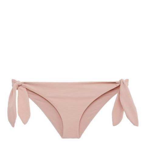 Eberjey Misty Rose Pique Ursula Bikini Bottom