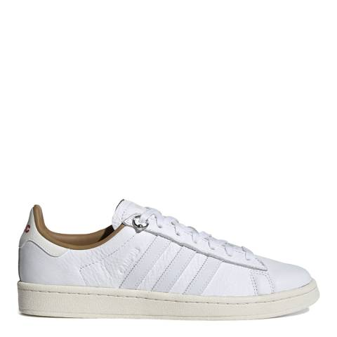 adidas by 032c White 032c Campus Leather Sneakers