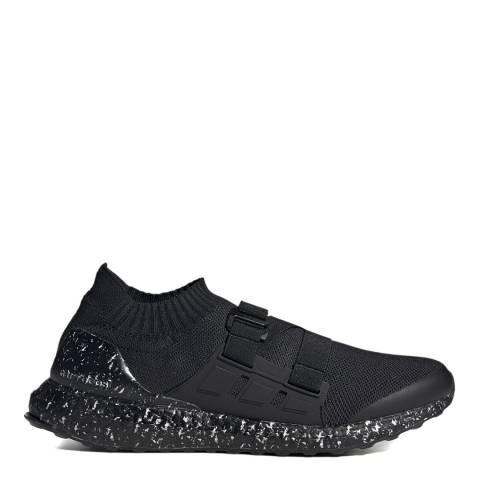 adidas x HYKE Black Hyke Ultraboost Strap Sneakers