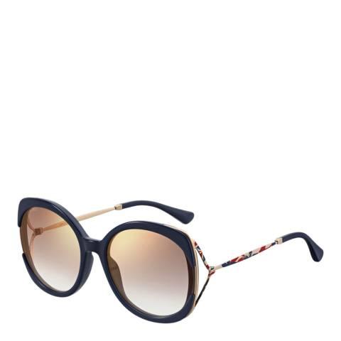 Jimmy Choo Women's Blue Sunglasses 60mm