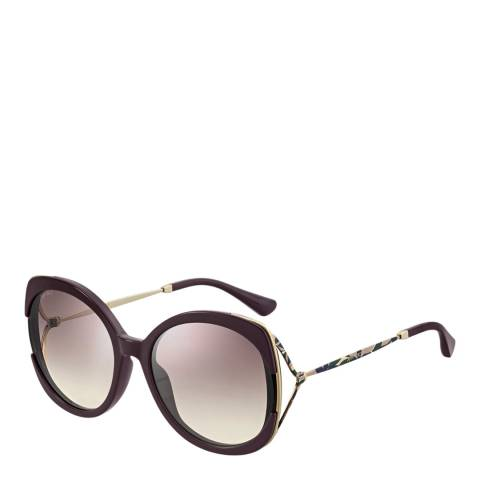 Jimmy Choo Women's Plum Sunglasses 60mm