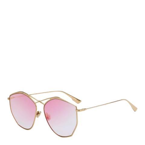 Dior Women's Rose Gold Sunglasses 59mm