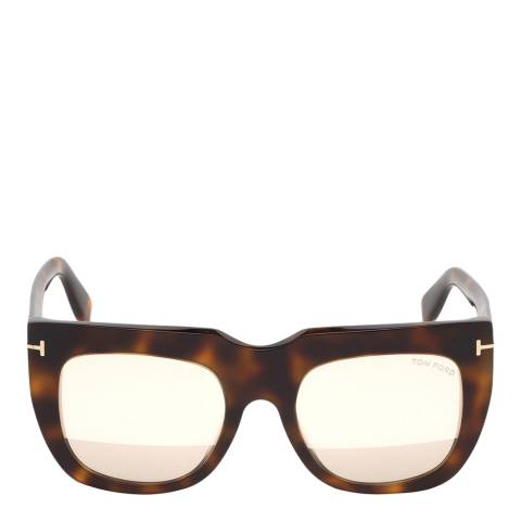 Tom Ford Women's Tortoiseshell Sunglasses 51mm