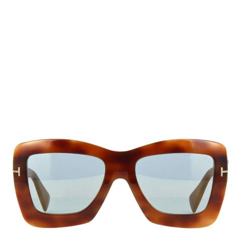 Tom Ford Women's Tortoiseshell Sunglasses 55mm