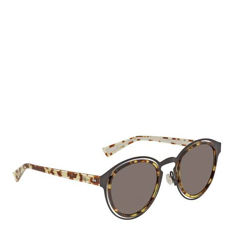 Dior Women's Tortoiseshell Sunglasses 49mm