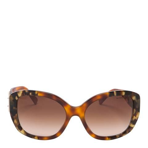 Burberry Women's Tortoiseshell Sunglasses 57mm