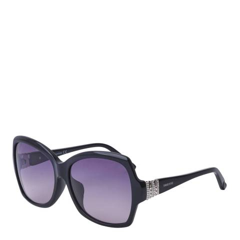 SWAROVSKI Women's Black Sunglasses 58mm