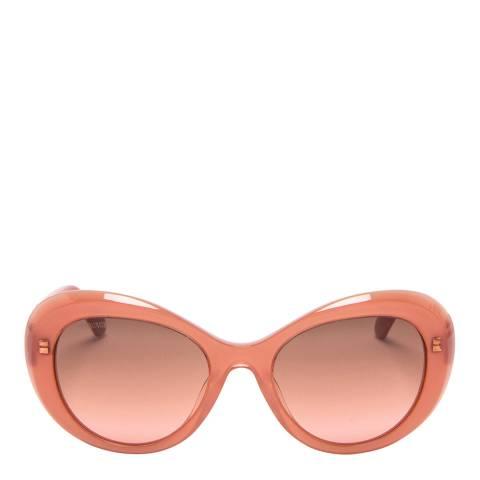SWAROVSKI Women's Pink Sunglasses 54mm