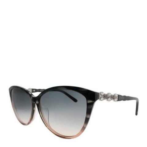SWAROVSKI Women's Grey Sunglasses 62mm