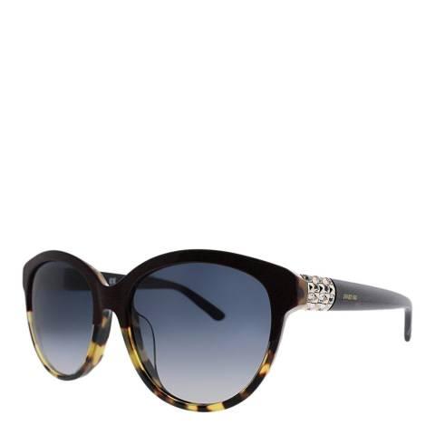 SWAROVSKI Women's Tortoiseshell Sunglasses 57mm