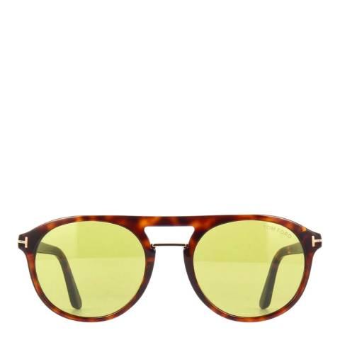 Tom Ford Women's Tortoiseshell Sunglasses 52mm