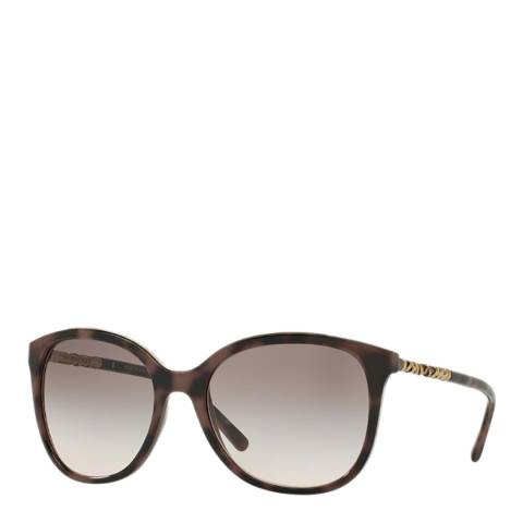 Burberry Women's Tortoiseshell Sunglasses 57mm