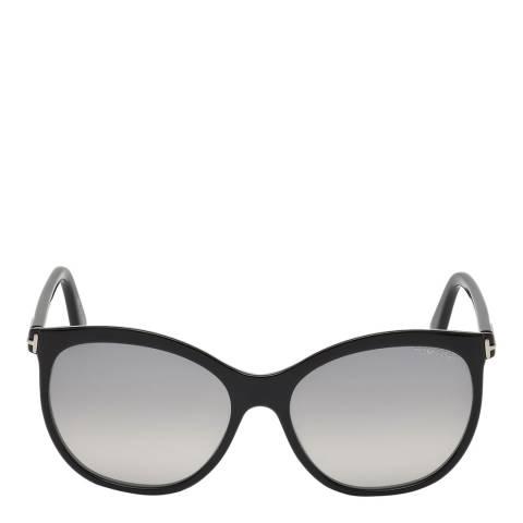 Tom Ford Women's Black Sunglasses 57mm