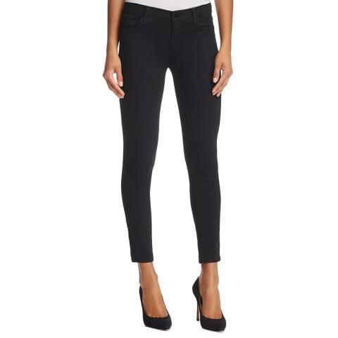 J Brand Black 835 Crop Skinny Stretch Jeans