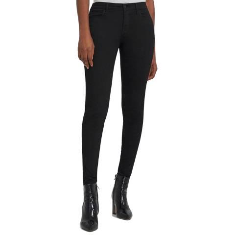 J Brand Black Sophia Super Skinny Stretch Jeans