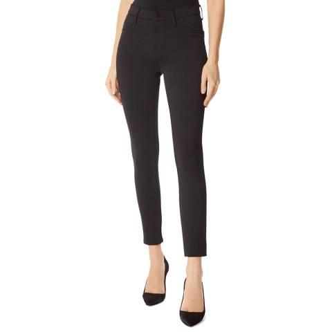 J Brand Black Alana Skinny Stretch Jeans