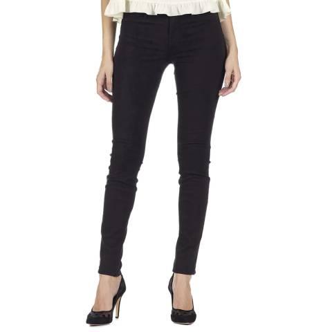 J Brand Black 485 Super Skinny Stretch Jeans