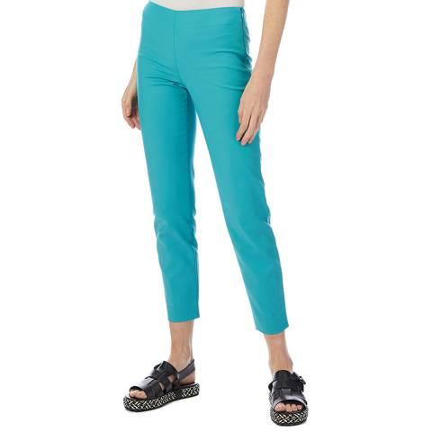M Missoni Blue Skinny Stretch Trousers