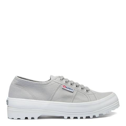 Superga Grey 2555 Hiking Boots
