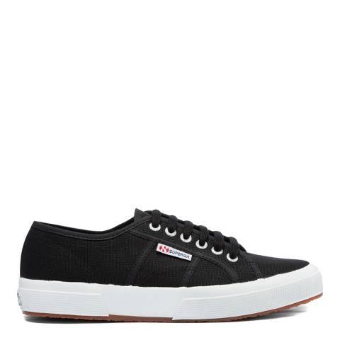 Superga Black/White 2750 Cotu Classic Sneakers