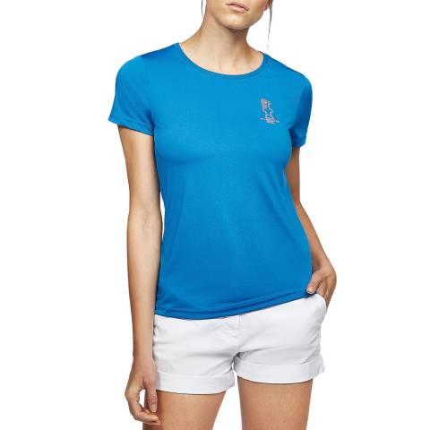 AC36 BY PRADA AC36 By Prada Blue T-Shirt