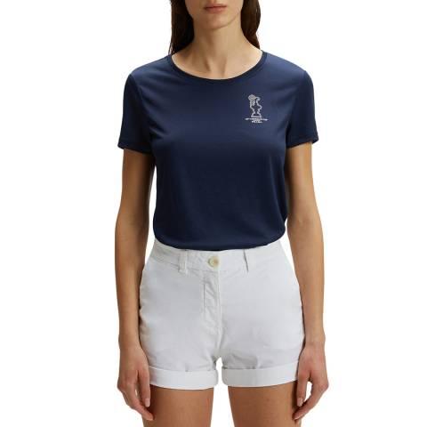 AC36 BY PRADA AC36 By Prada Navy T-Shirt