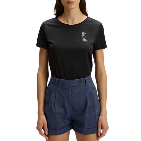 AC36 BY PRADA AC36 By Prada Black T-Shirt
