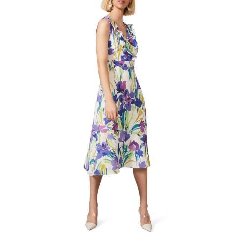 Phase Eight Multi Mylen Floral Dress