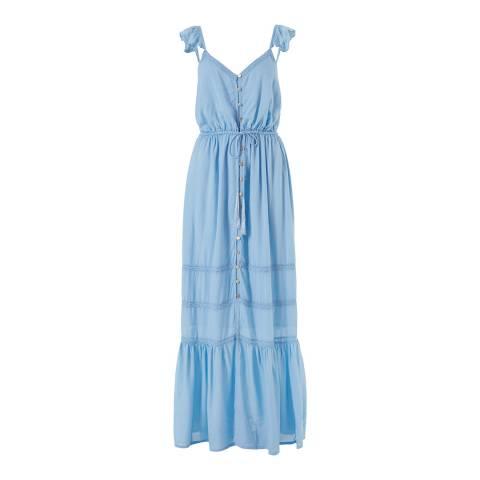 Melissa Odabash Cornflower Alanna Maxi Dress