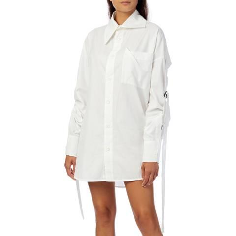 Vivienne Westwood White Lottie Cotton Shirt