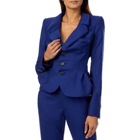 Vivienne Westwood Blue Cotton Jacket