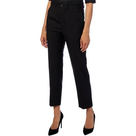 Vivienne Westwood Black George Wool Trousers