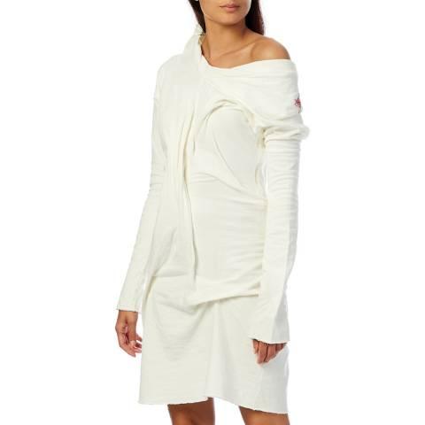 Vivienne Westwood Cream Pinch Dress
