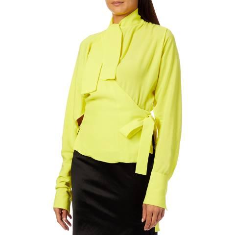Vivienne Westwood Pale Yellow Mirror Top