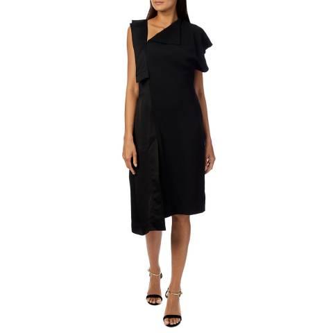 Vivienne Westwood Black Broken Mirror Dress