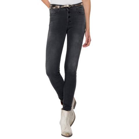 Replay Grey Luzien Skinny Stretch Jeans