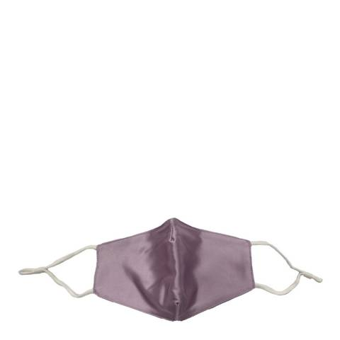 JayLey Collection Lilac Silk Face Mask