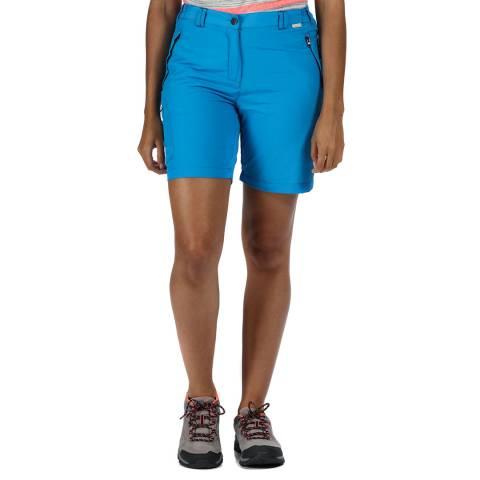 Regatta Blue Lightweight Walking Shorts