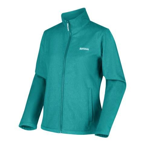 Regatta Turquoise Marl Softshell Jacket