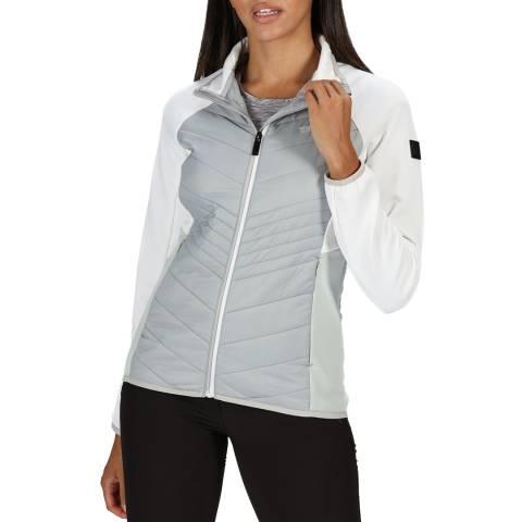 Regatta Grey/White Lightweight Quilted Walking Jackets