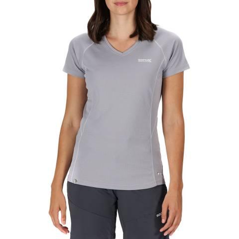 Regatta Grey Lightweight T-Shirt